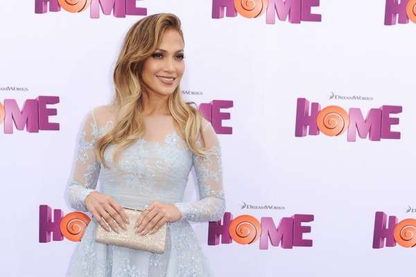Jennifer Lopez gave birth to twins Max and