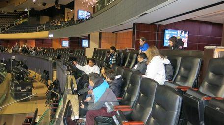 Kidsday reporters from The De La Salle School