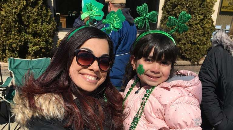 The Miller Place-Rocky Point St. Patrick's Day Parade