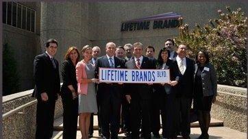 Lifetime Brands Boulevard renaming