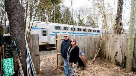 Living near Long Island's trains, planes and automobiles