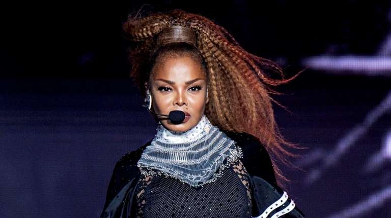 Janet Jackson performs at the 2018 Essence