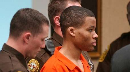 Lee Boyd Malvo, who was 17 when he