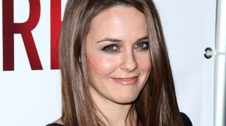 Actress Alicia Silverstone attends the opening night of