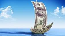 If you want to stay financially afloat when