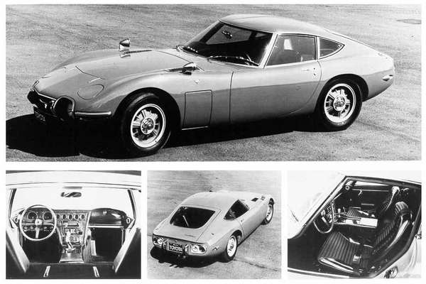 The name for the 2000GT came from its