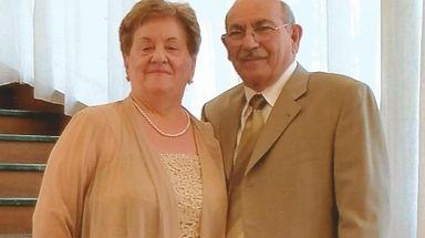 Rosa and Antonio Vacchiano of West Babylon were