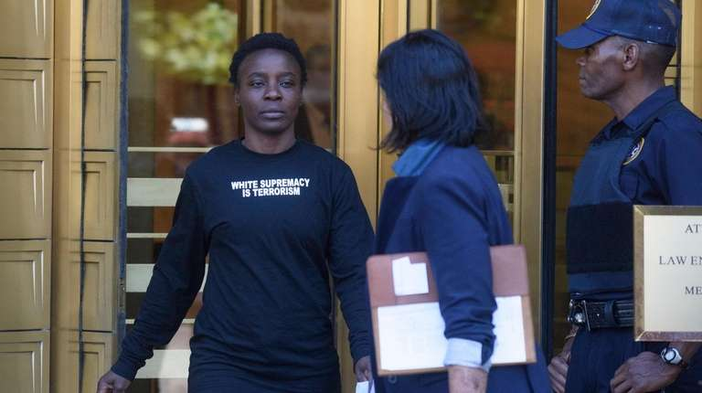 Okoumou did not promise to stop unlawful