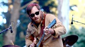 Dan Auerbach of the Black Keys and Arcs