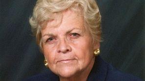 Patricia Cruz of Coram has been elected vice