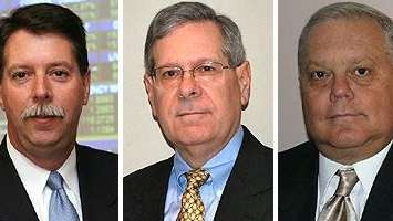 Salvatore F. Sodano, Jerome Poller and Raymond B.