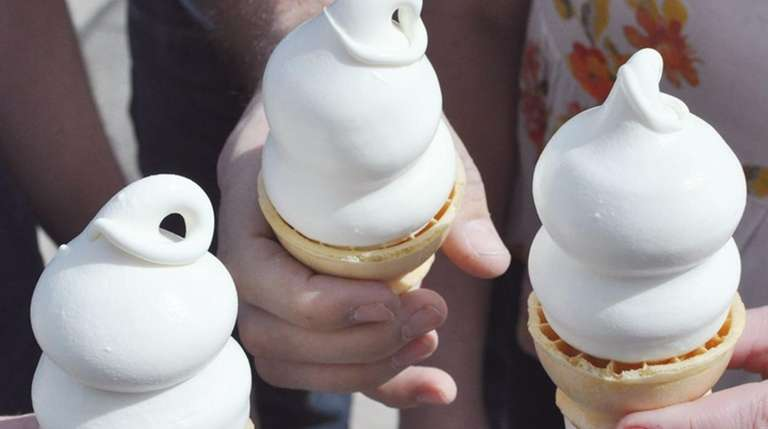 Dairy Queen brings back Free Cone Day.