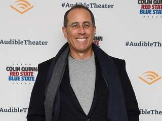 "Jerry Seinfeld attends the ""Colin Quinn: Red State"