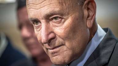 Sen. Chuck Schumer (D-N.Y.) said Tuesday he will