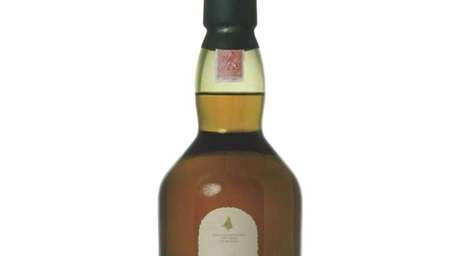 Lagavulin 16-year-old Scotch