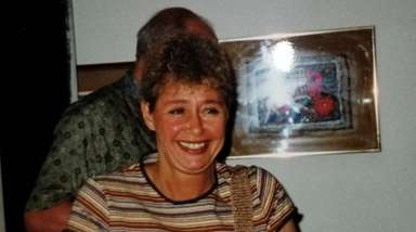 Roberta Grower, a patron of the arts who
