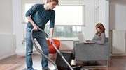 Six hours a week of household chores or