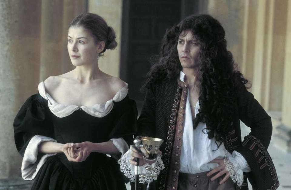 "John Wilmot, ""The Libertine"" (2004): Even with Depp,"