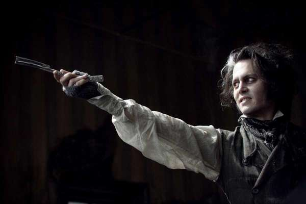 "Sweeney Todd, ""Sweeney Todd: The Demon Barber of"