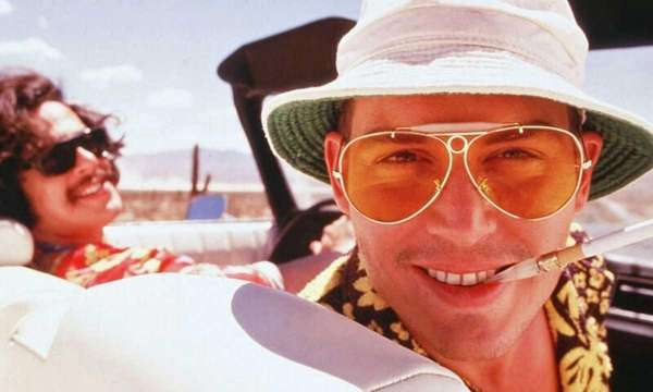 "Raoul Duke, ""Fear and Loathing in Las Vegas?"