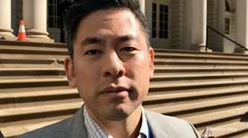 Steve Choi, executive director of the New York