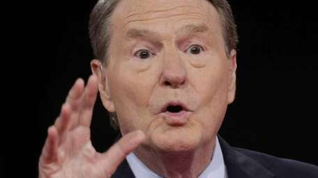 PBS has announced Jim Lehrer will retire from