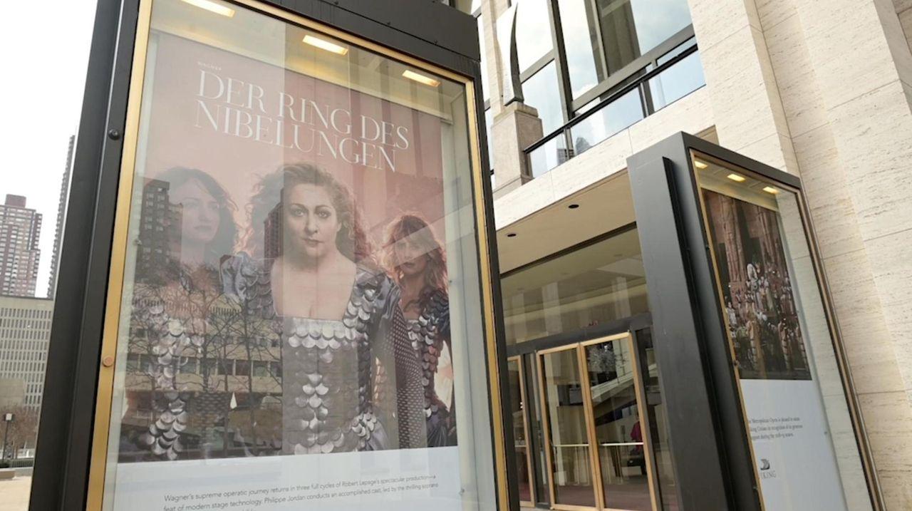 Christine Goerke, a singer from Medford, is starring