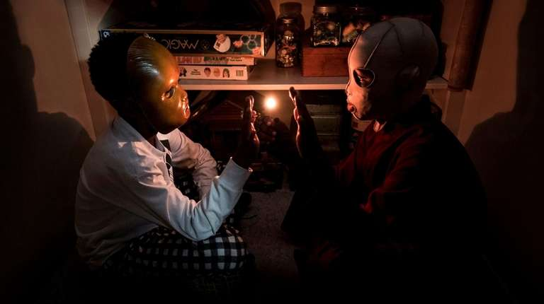 """""""Us"""" is Jordan Peele's follow-up to his acclaimed"""