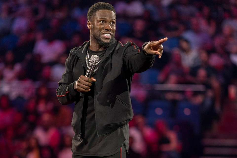 This new Kevin Hart stand-up special is his