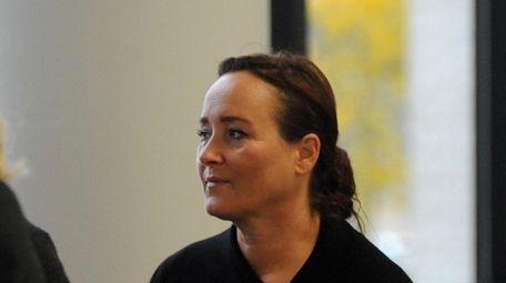 Christine Boylan, a former nursing home supervisor, in