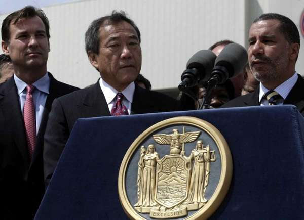 July 27, 2009 New York State Governor David