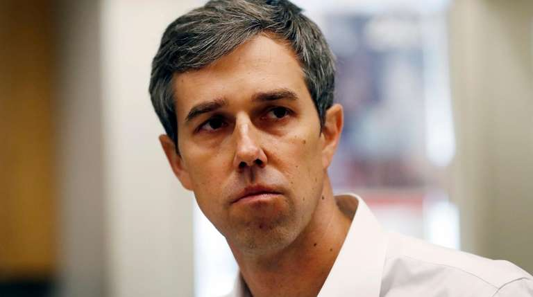 Former Texas congressman and Democratic presidential candidate Beto