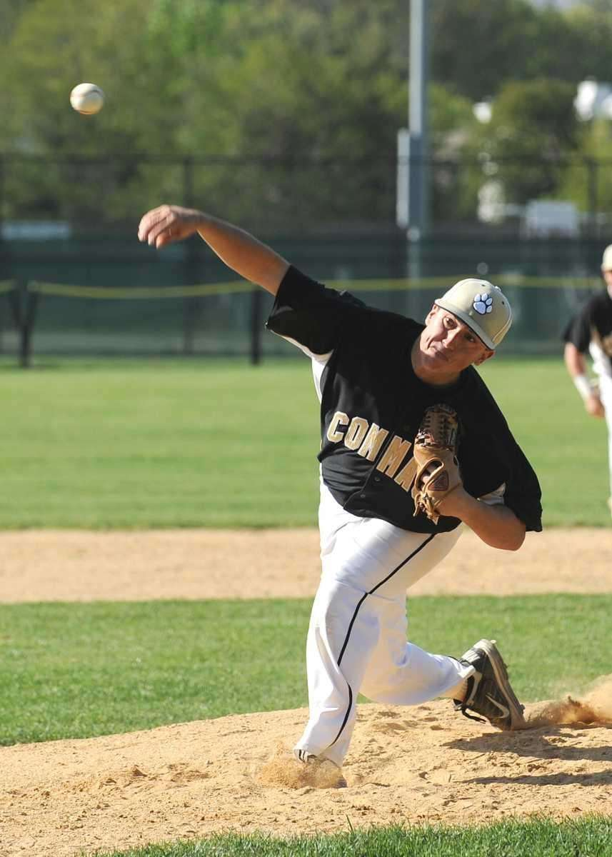 Commack Mike Sparacino delivered 7 strong innings in
