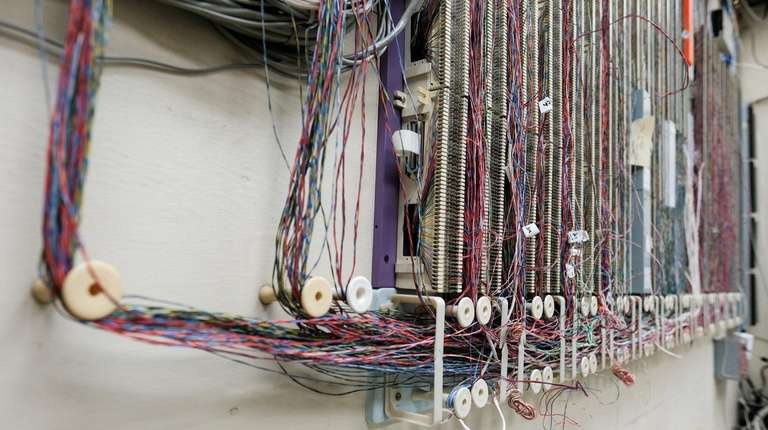 The transition to a new phone system is