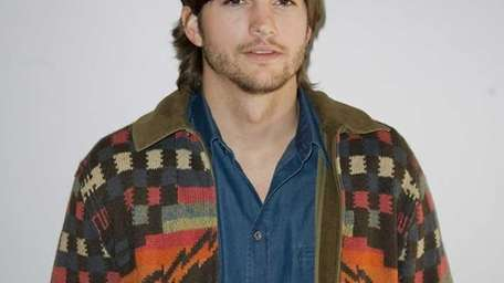 Ashton Kutcher attends the 'Sex Friends' photocall in