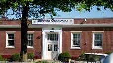 Alverta B. Gray Schultz Middle School in Hempstead,