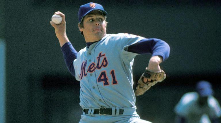 The Mets' Tom Seaver in 1975.