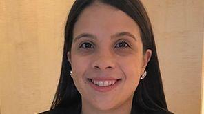 Jennifer Abreu of East Meadow has been hired