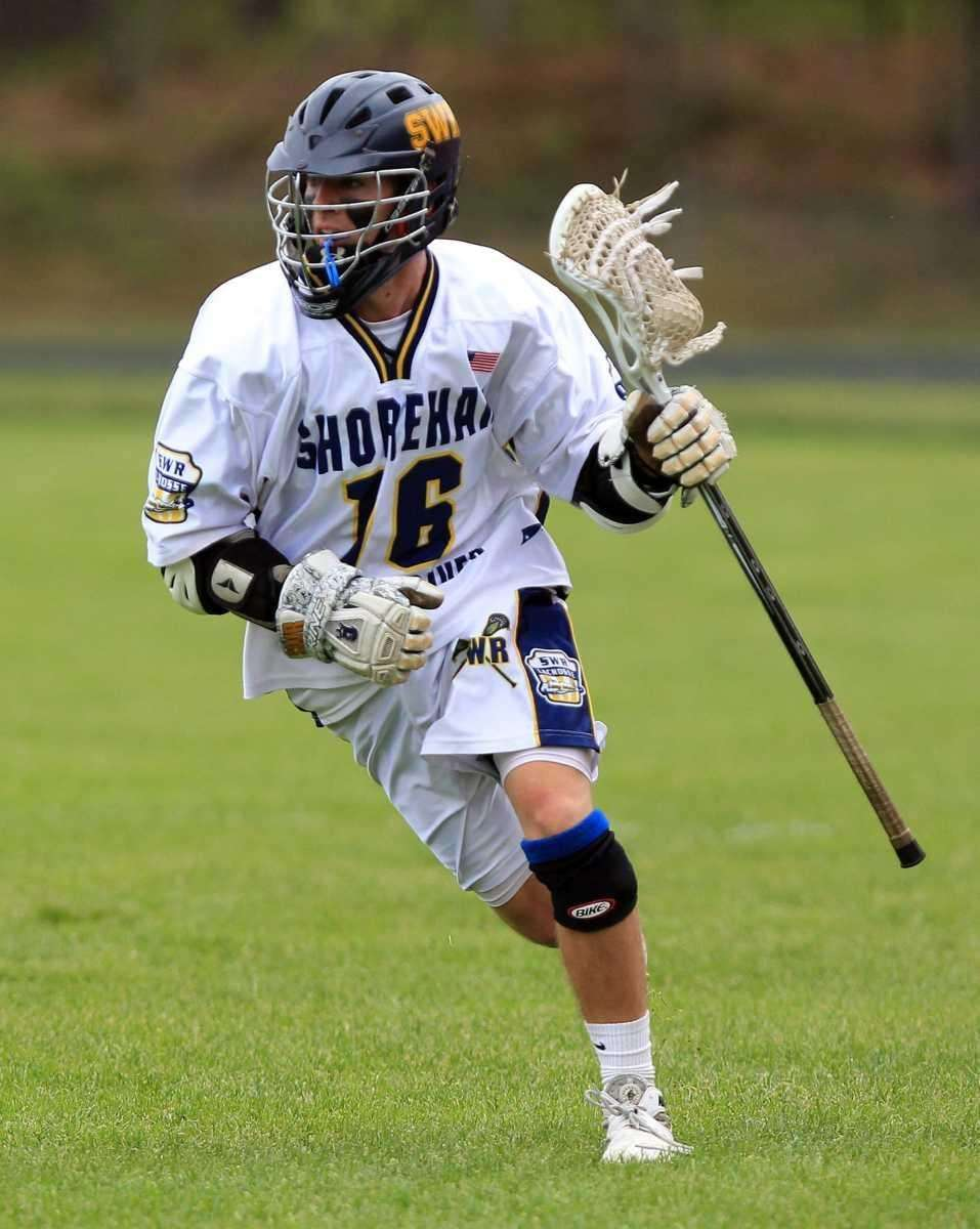 SHOREHAM - May 14, 2011: Shoreham's Connor Drost