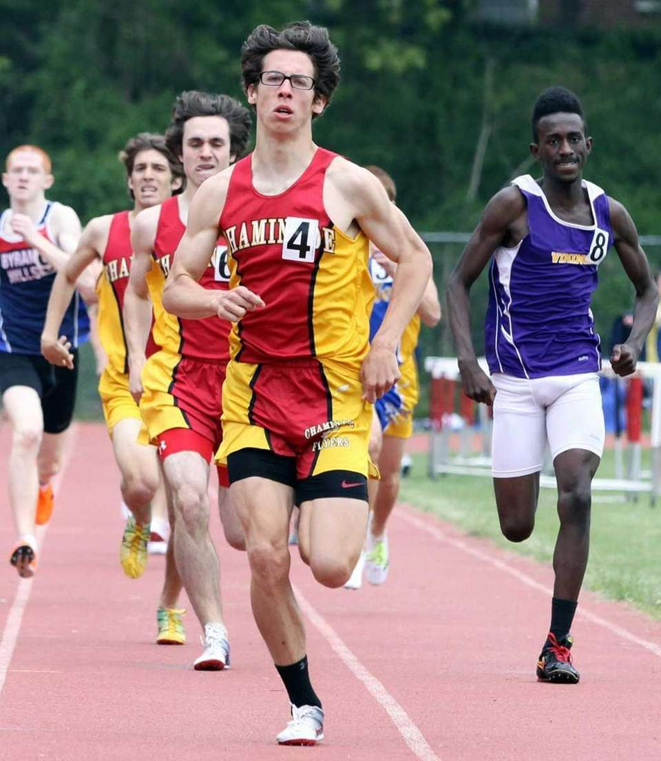 Glen Head - May 13, 2011: Chaminade's Matthew