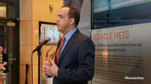 Citi Field Executive Vice President and Chief Revenue