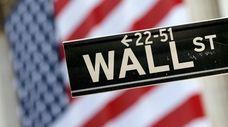 In 2017, Wall Street's average bonus came in