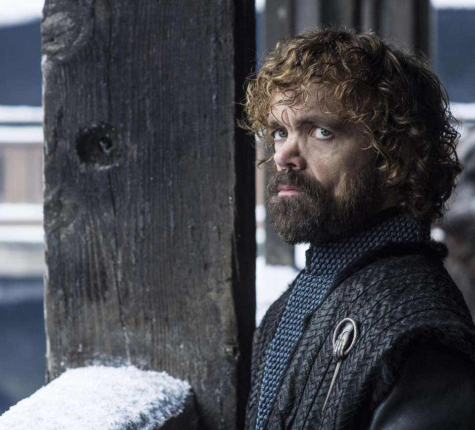 TYRION LANNISTER (Peter Dinklage) WHO Brother of Jaime