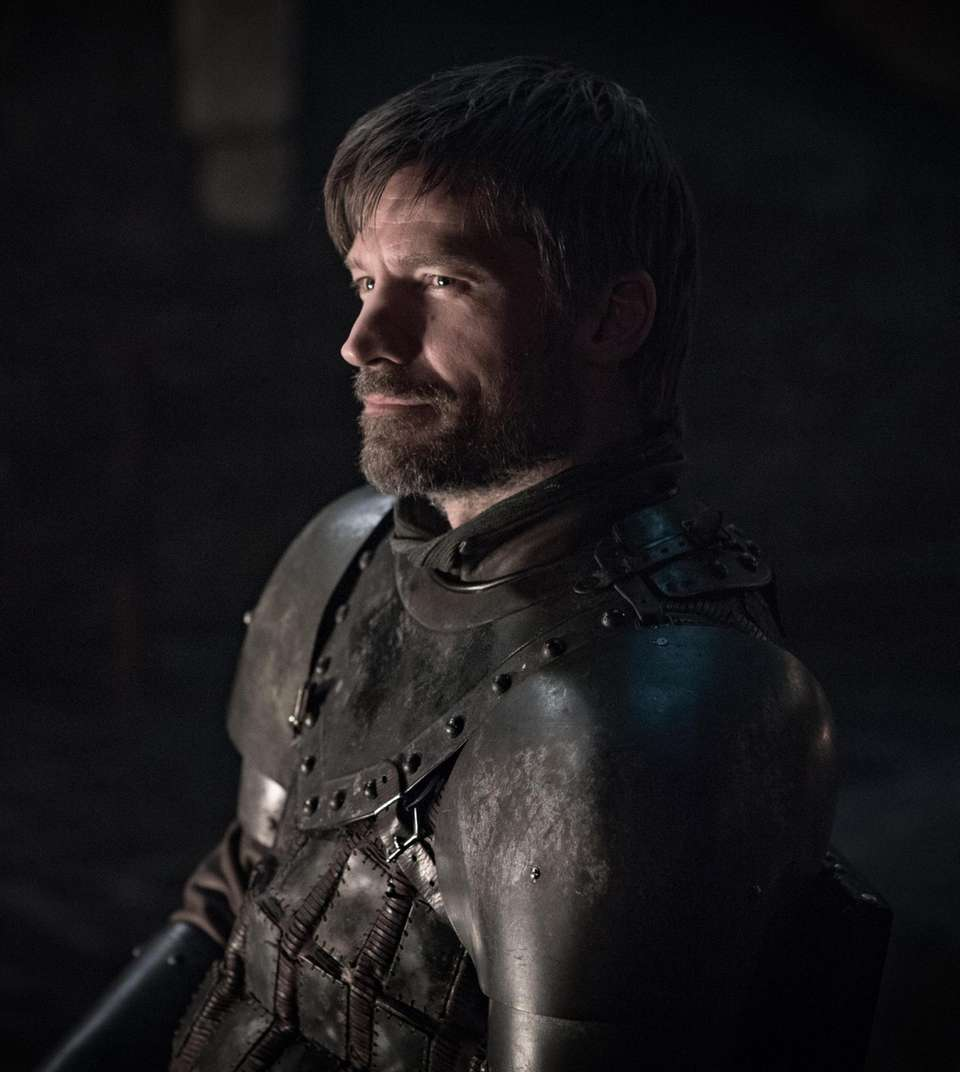 JAIME LANNISTER (Nikolaj Coster-Waldau) WHO One of the