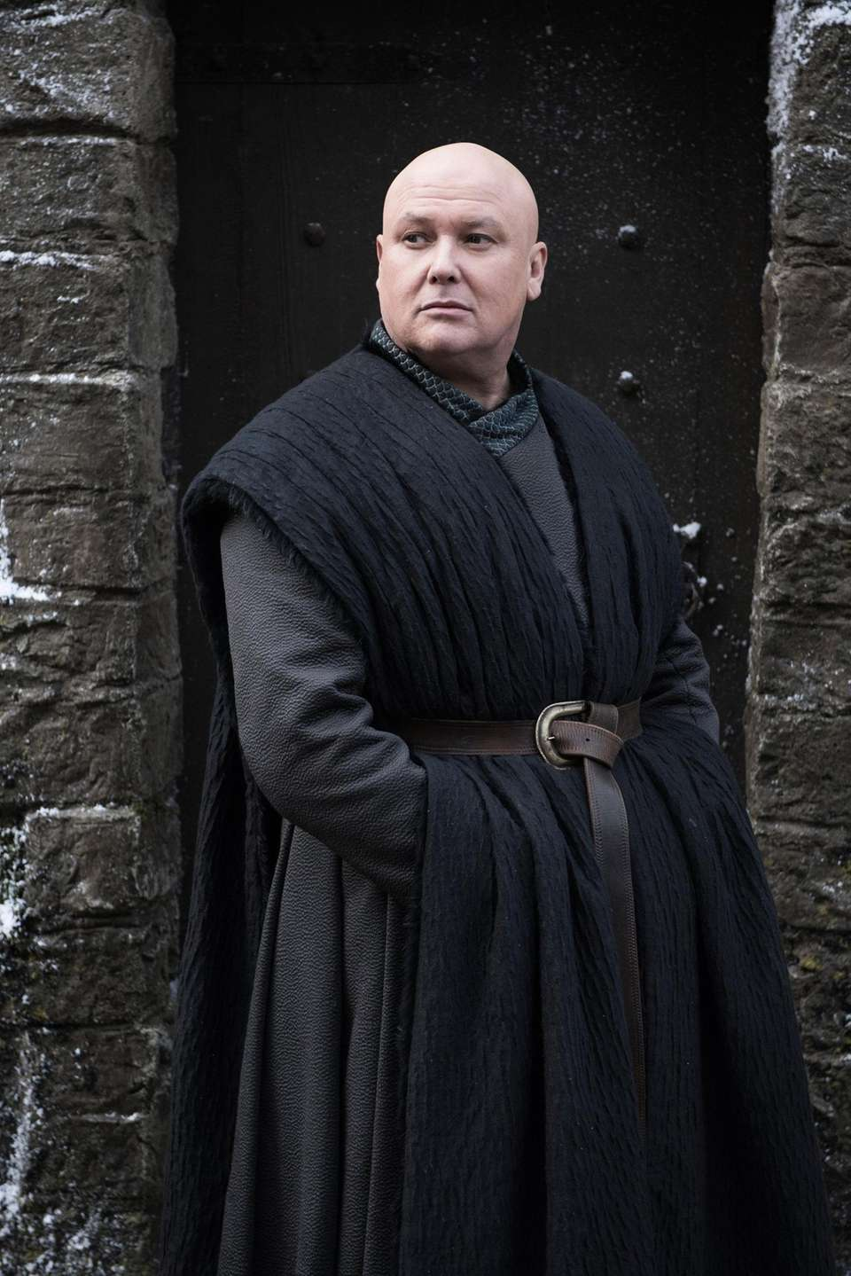VARYS (Conleth Hill) WHO Known as the Spider,