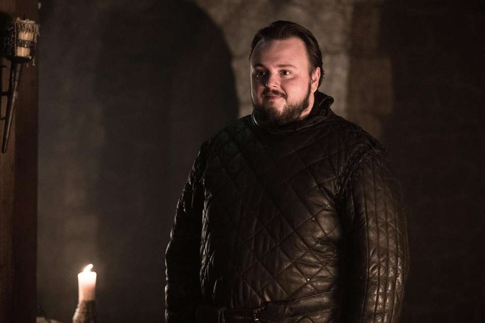 SAMWELL TARLY (John Bradley) WHO The nicest guy