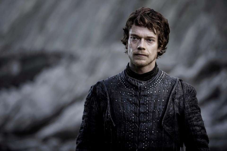 THEON GREYJOY (Alfie Allen) WHO Youngest son of