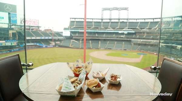 Citi Field unveils new eats for 2019 season