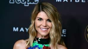 Lori Loughlin arrives at the People Magazine