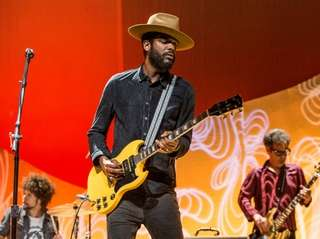 Gary Clark Jr. performs at the Summit LA17